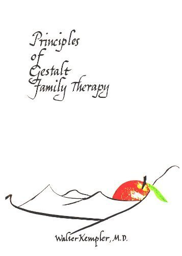 9780960080816: Principle's of Gestalt Family Therapy