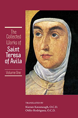 Volume Three of the Collected Works of St. Teresa of Avila