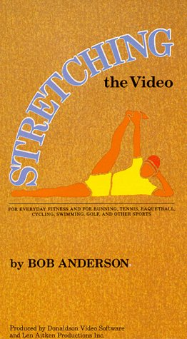 9780960106639: Stretching: The Video [VHS]