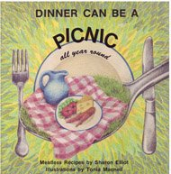 Dinner can be a picnic all year round: Meatless recipes: Elliot, Sharon