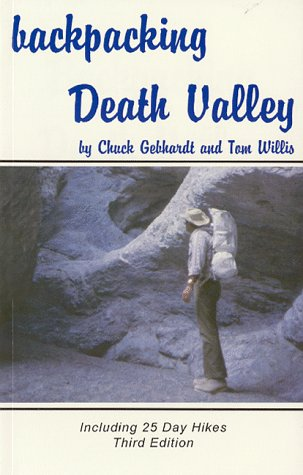 9780960141050: Backpacking Death Valley