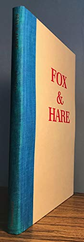 9780960142897: Fox and Hare: the story of a Friday evening