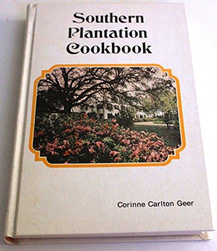 9780960150816: Southern plantation cookbook