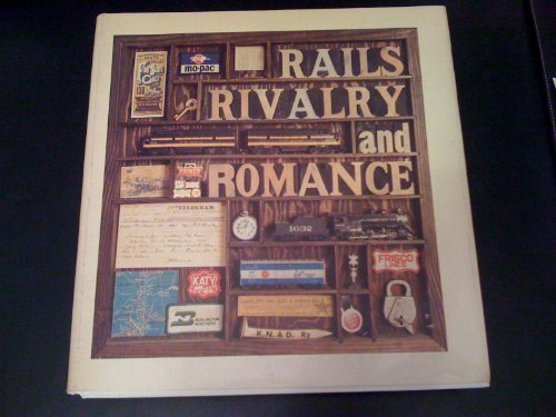 Rails, Rivalry and Romance: A Review of Bourbon County, Kansas and Her Railroad Nostalgia in Words ...