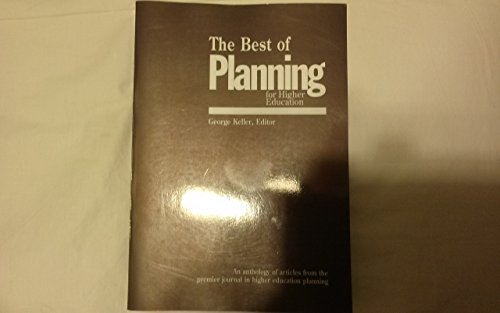 9780960160860: The Best of Planning for Higher Education