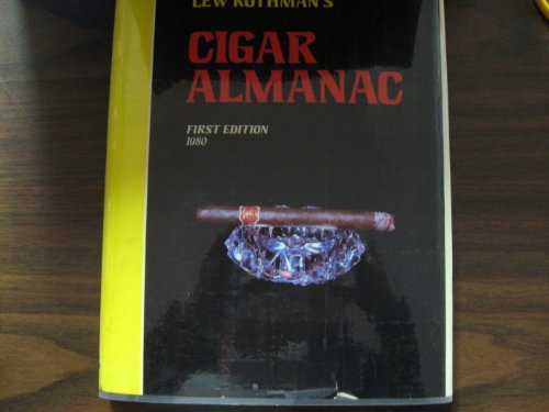 9780960161003: CIGAR ALMANAC