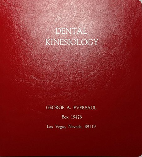 9780960197811: Dental Kinesiology