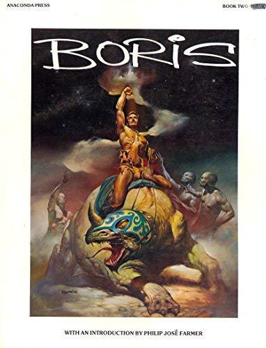 BORIS BOOK TWO: Vallejo, Boris.