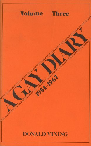 9780960227051: 003: Gay Diary: 1954-1967