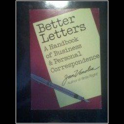 9780960258444: Better Letters
