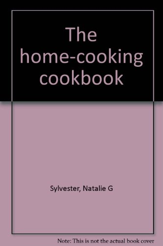 9780960269815: The home-cooking cookbook