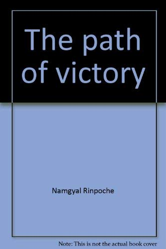 9780960272211: The path of victory: Discourses on the Pāramitā