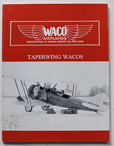 9780960273447: Taperwing Wacos