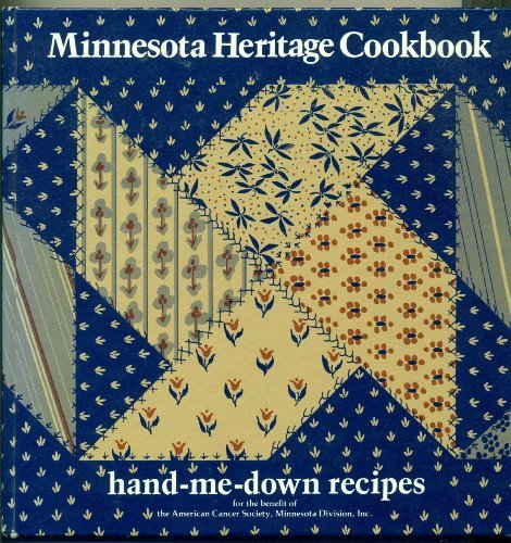 9780960279609: Minnesota Heritage Cookbook