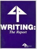 Writing: The Report: Albert G. Craz