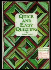 9780960297009: Quick and Easy Quilting