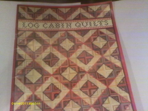9780960297016: Log Cabin Quilts