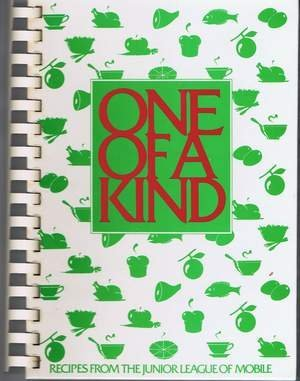 9780960305421: One of a Kind: Recipes from the Junior League of Mobile