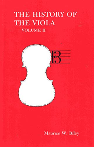 9780960315024: The History of the Viola: 002