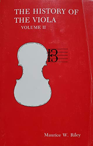 9780960315031: The History of the Viola: 002