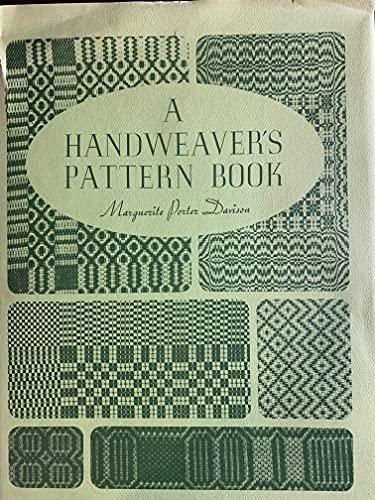 9780960317202: Handweaver's Pattern Book