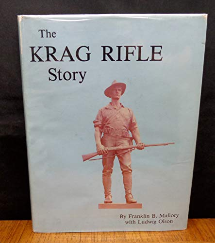 9780960330607: The Krag rifle story