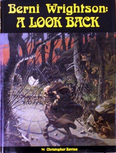 9780960382804: Berni Wrightson: A Look Back