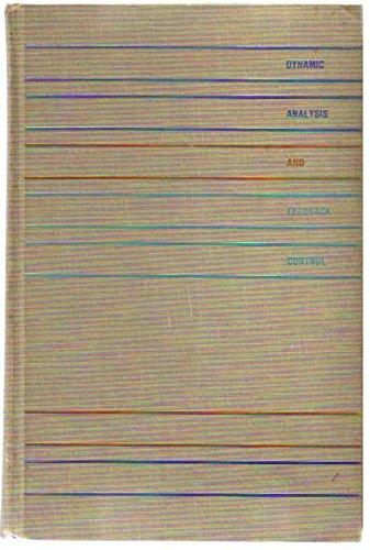 Dynamic analysis and feedback control: Doebelin, Ernest O.