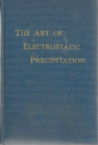 Art of Electrostatic Precipitation: Katz, Jacob