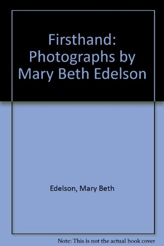 Mary Beth Edelson: Firsthand, Photographs 1973-1993 and Shooter Series: Edelson, Mary Beth and Jan ...