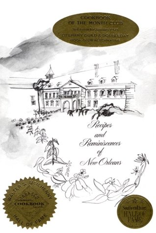 9780960471805: Recipes and Reminiscences of New Orleans