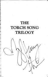 Torch Song Trilogy: Fierstein, Harvey