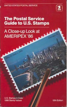 The Postal Service Guide to U.S. Stamps - 12th Edition