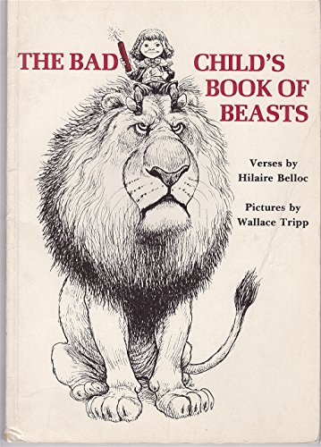 9780960577637: The Bad Child's Book of Beasts