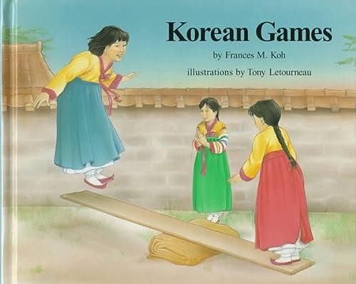 9780960609086: Korean Games