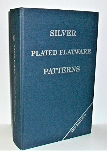 Silver Plated Flatware Patterns: Davis, Fredna Harris,
