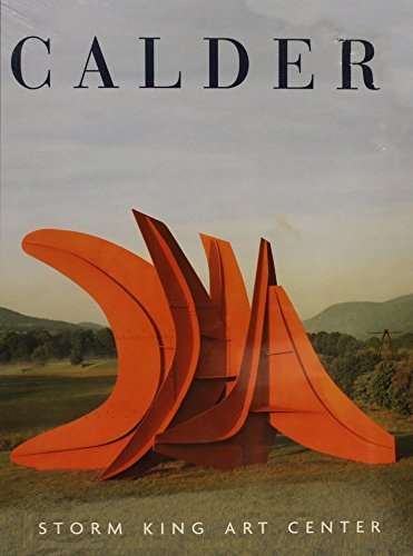 9780960627028: Calder: Storm King Art Center