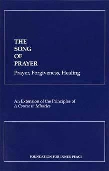 9780960638840: SONG OF PRAYER : AN EXTENSION OF THE PRINCIPLES OF
