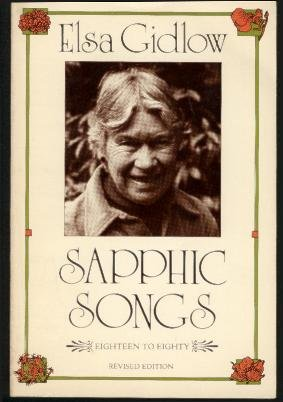 9780960656844: Sapphic Songs: Eighteen to Eighty: Revised Edition