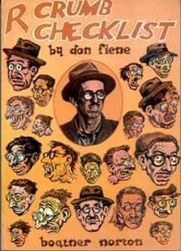 9780960665419: R. Crumb, Checklist of Work and Criticism: With a Biographical Supplement and a Full Set of Indexes