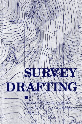 9780960696208: Survey Drafting: Drafting Practices in Surveying & Engineering Offices