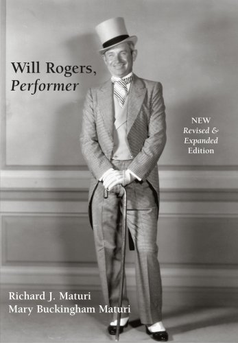 9780960729883: Will Rogers, Performer