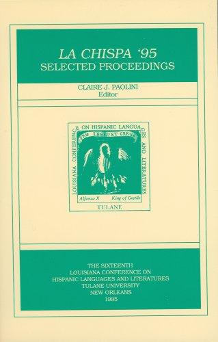 La Chispa '95: Selected Proceedings (Spanish Edition): Various