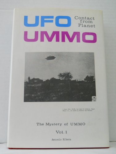 9780960855858: UFO Contact from Planet Ummo, Vol. 1