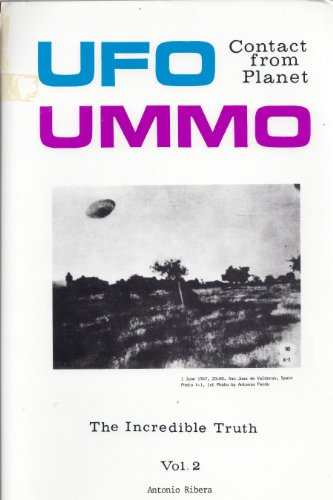 9780960855896: Ufo Contact from Planet Ummo: The Incredible Truth: 2