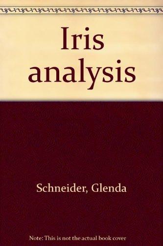 9780960870400: Iris analysis