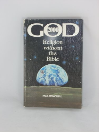 9780960877201: God 2000 Religion Without the Bible