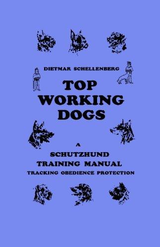 9780960879823: Schutzhund Top Working Dogs, Training Manual