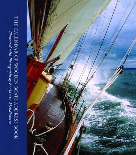 9780960896479: Calendar of Wooden Boats Address Book