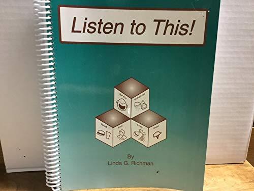 Listen to This: Richman, Linda